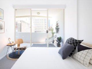 Modern Sydney City 2 Bed with Parking, Pool, Gym, Sídney