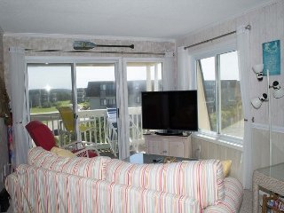 Oceanview Condo with Basketball,Tennis,Miniature Golf and much more!