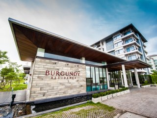 BURGUNDY RESIDENCE, Prachinburi City