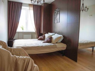 Savelovskaya paradise (3 bedrooms)
