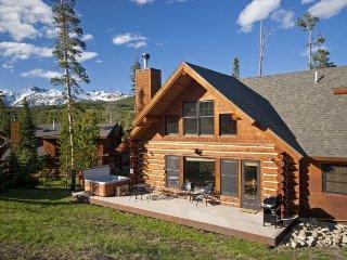 Big Sky Resort | Powder Ridge Cabin 3 Chief Gull