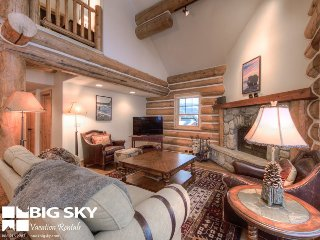 Big Sky Resort | Powder Ridge Cabin 1 Chief Gull