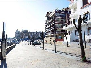KAIZAHARRA B: Apartamento de diseño 1ª línea del mar