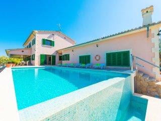 SULLASTRE DE SANT JORDI - Villa for 10 people in Sant Jordi, Palma de Mallorca