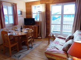 Appartement N°24C5, hameau de Flaine