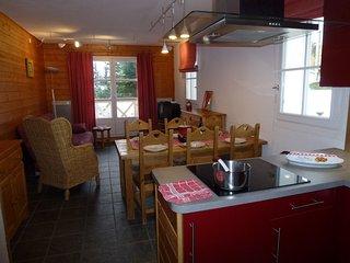 Appartement No1C1, hameau de Flaine
