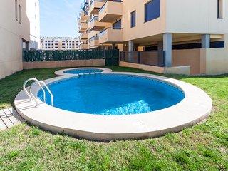 ULTRAVIOLET - nice apartment in Playa de Bellreguard for 3 to 5 people, Guardamar de la Safor