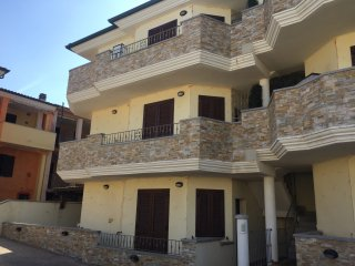 Casa Irene. La Ciaccia, Valledoria.