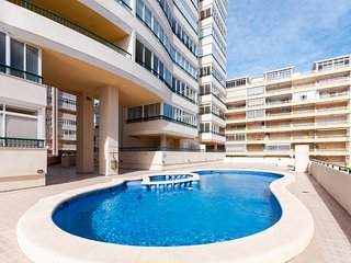 TANIA - nice apartment in Playa de Tavernes for 5 people, Tabernes de Valldigna