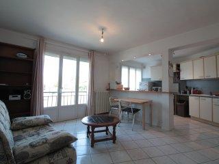 Appartement 58m2 a 2min du centre de Vannes