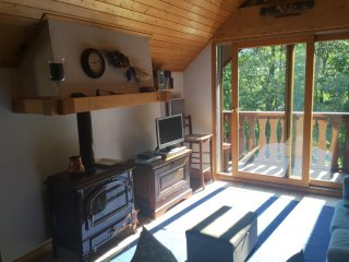 Confortable apt 3 pcs centre Les Houches (voisin Chamonix)