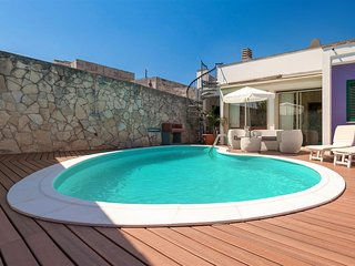 789 Villa with Pool near Otranto
