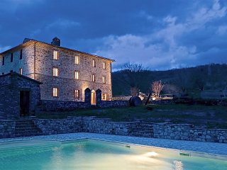 CAMPO AL VENTO CountryFarm - 7 Lodgings in Umbria, the Green Heart of Italy, Monte Castello di Vibio