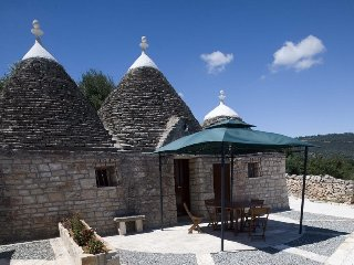 Trulli sea view
