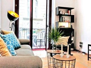 La Rambla spacious monthly rental 3BR - Parsifal, Barcelone