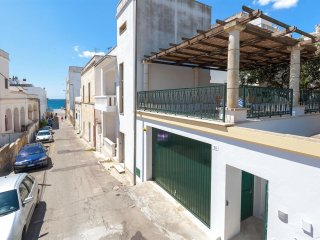 513 House at only 50m from the Sea in S. M. di Leuca