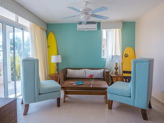 Beachcomber - Large Group Private Accommodation - Beach-Front Paradise, Cabarete