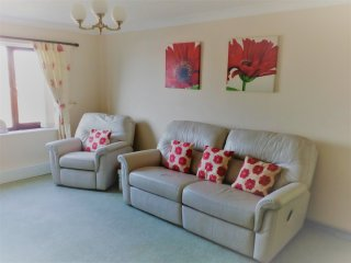 Beach side apartment between Southwold and Lowestoft