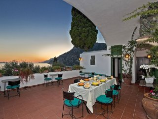 Luxury Villa Near Positano with Pool and Sea Views - Villa Benedetta
