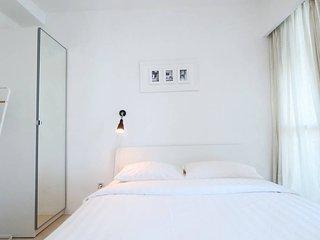 Cozy Modern Studio Room at Tifolia Apartment