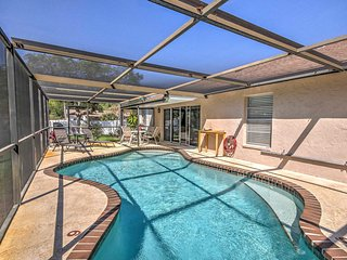 Bradenton House w/Screened Lanai & Private Pool!