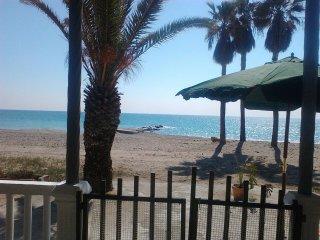 Casa primera linea de playa, Nules