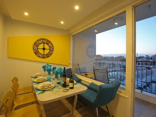 Apartment Zadractive**** stunning panorama from the newly refurbished home
