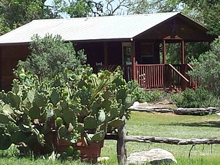 The Portland Cabin at The Feathered Horse Ranch B&B (Pet Friendly)