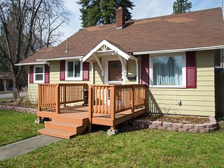 Downtown Bungalow | 2 Bedroom Home Nestled in Downtown Coeur d'Alene