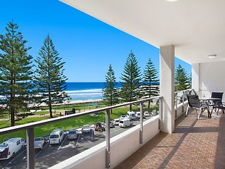 Rainbow Pacific unit 10 - Beachfront Rainbow Bay