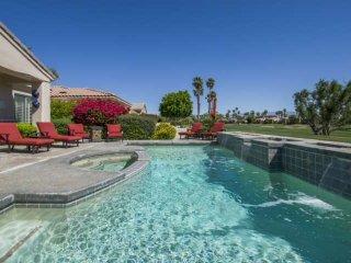 Stunning PGA West Palmer Poolside Home w/Casita, La Quinta