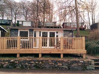 Cabin 147, Glan Gwna Holiday Park, Caernarfon, Snowdonia