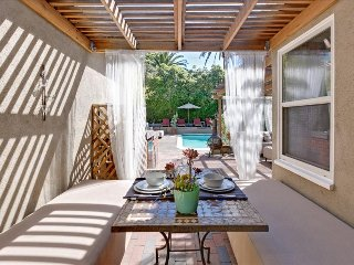 Hollywood Hills Cabana Oasis