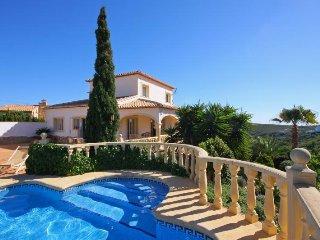 6 bedroom Villa in Benitachell, Valencia, Spain : ref 5506189