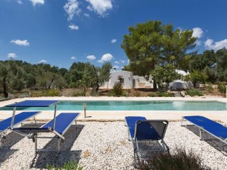 738 Trullo wih Pool in San Michele Salentino