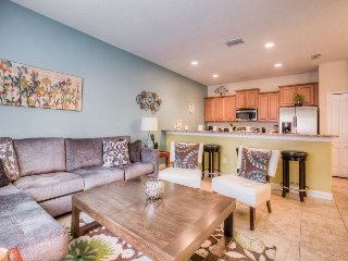 Soak up the sun in your own private pool at this beautiful town home!