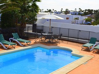 Villa Susanna pool 8 x 4 meters
