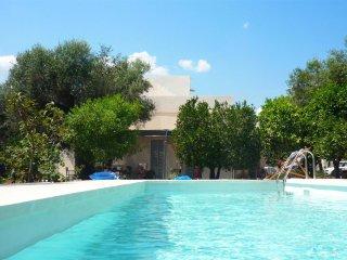 780 Architect-designed Retreat with Pool near Gallipoli, Tuglie