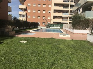 125 - ISLA BLANCA. 3 bedrooms apartment, pool and parking.