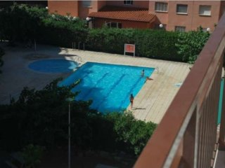 128 - TECAVI. Apartment with sea views and pool., La Pineda