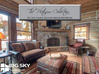 Big Sky Resort | Powder Ridge Cabin 13 Oglala