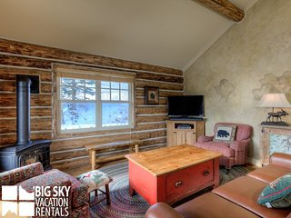 Big Sky Moonlight Basin | Cowboy Heaven Cabin 82 Cowboy Heaven