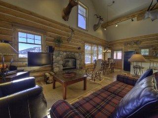 Big Sky Resort | Powder Ridge Cabin 1 Moose Ridge