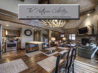 Big Sky Resort | Powder Ridge Cabin 12 Oglala