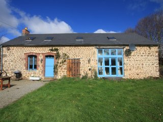 Pretty Normandy Cottage in a rural setting