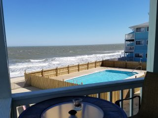Awsome Ocean View with balcony, Kure Beach
