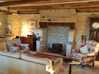 Charming stone cottage set in beautiful countryside