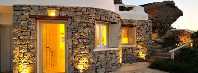 6 Bedroomed Villa With SeaView and Private Pool In Mykonos,Greece-224, Ornos