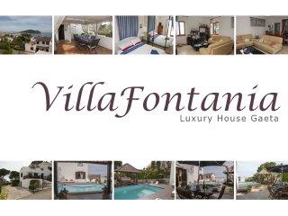 villa fontania, Gaeta