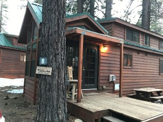 Bear Crossing South lake Tahoe pet friendly cabin